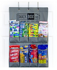 Breakroom Snacks Over-The-Door Organizer