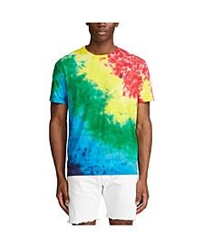 Men's Classic Fit Tie-Dye T-shirt