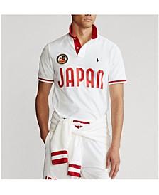 Men's  Classic Fit Japan Polo Shirt