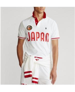 Polo Ralph Lauren Men's Classic Fit Japan Polo Shirt