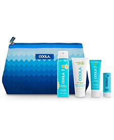 5-Pc. Organic Suncare Travel Set