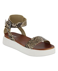 Women's Ellen-S Sandal