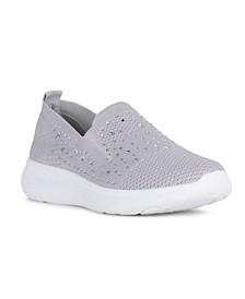 ZEST Slip On Sneaker with Detail Upper