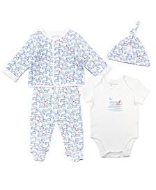 Baby Boy 4-Piece Set