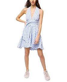 Do The Twist Mini Dress