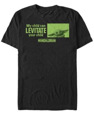 Fifth Sun Men's Levitate Child Short Sleeve Crew T-shirt