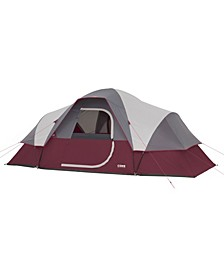 Extended Dome Tent Foot 9 Person Camping Tent with Air Vents