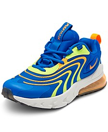 Big Boys Air Max 270 React ENG Casual Sneakers from Finish Line