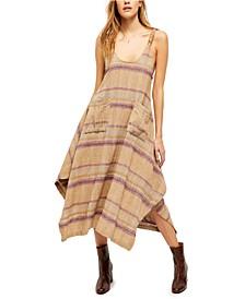 Harper Striped Maxi Dress
