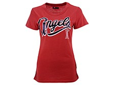 Women's Los Angeles Angels Homeplate T-shirt