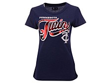 Women's Minnesota Twins Homeplate T-shirt