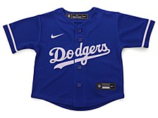 Los Angeles Dodgers  Infant Official Blank Jersey