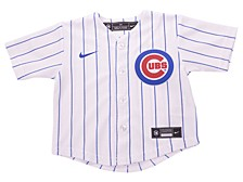 Chicago Cubs  Infant Official Blank Jersey