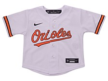 Baltimore Orioles  Infant Official Blank Jersey