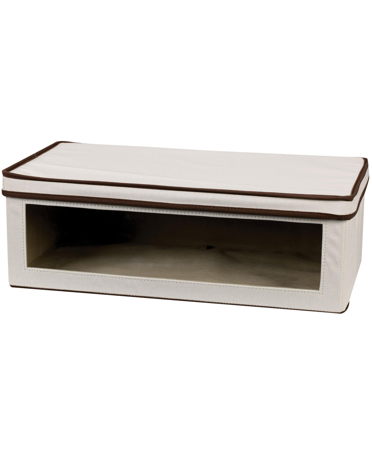 Household Essentials Large Canvas Storage Box