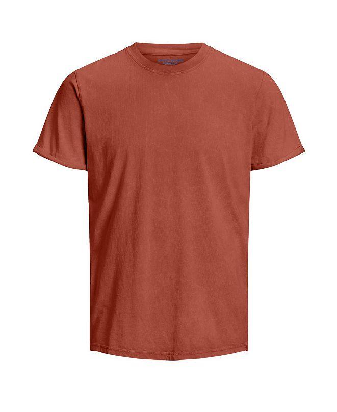 Jack & Jones Men'S Dip Dye Tee Shirt