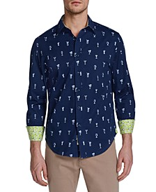 Men's Slim-Fit South Side Long Sleeve Shirt