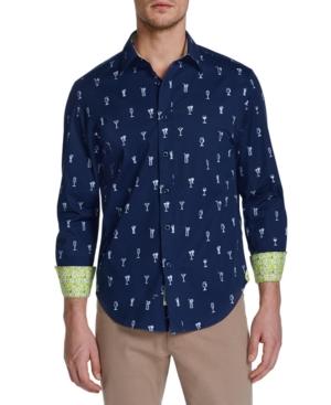 Men's Slim-Fit South Side Long Sleeve Shirt