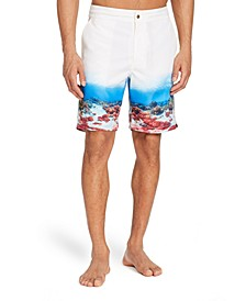 "Men's Standard-Fit 9"" Bramble Board Shorts"