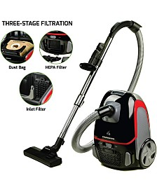 Electric Canister Vacuum