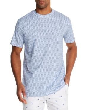 Men's Slim-Fit Reef Crewneck Short Sleeve T-shirt