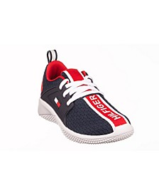 Big Boys and Girls Cadet Lace Sneakers