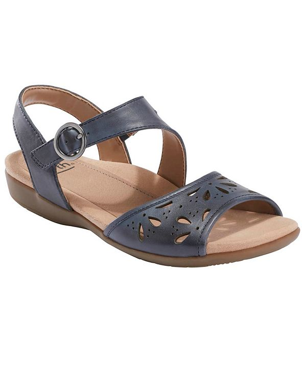 Earth Women's Alder Arvi Quarter Strap Sandal