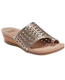 Women's Pisa Wellfleet Toe Ring Sandal