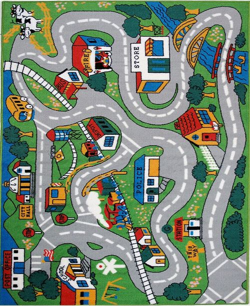 Fun Rugs Time Country 19 X 29