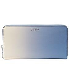 Bryant Ombre Zip Around Wallet