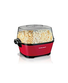 1000W Hot Oil Popcorn Popper