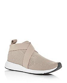 Zing Stretch Knit Pull On Sneakers