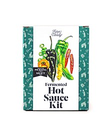 Fermented Hot Sauce Making Kit