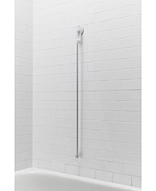 Sure-Lock Shower Rod