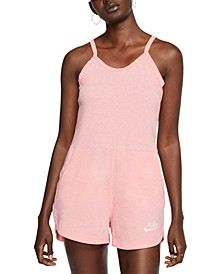 Women's Gym Vintage Romper