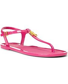 Ashtyn T-Strap Jelly Sandals