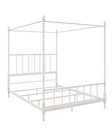 Krissy Canopy Bed, Full