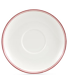 Villeroy & Boch Design Naif Christmas After-Dinner Saucer