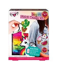 Sequin Patch Kit