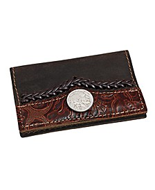 Buffalo Nickel Coin Business and Credit Card Case