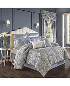 Alexis King 4Pc. Comforter Set