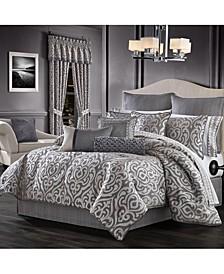 Tribeca King 4Pc. Comforter Set
