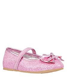 Rosalba-T Little Girls Ballet Shoe