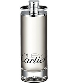 Eau de Cartier Eau de Toilette Spray, 6.7 oz.