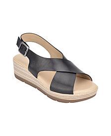 Easy Spirit Kamila Wedge Sandals