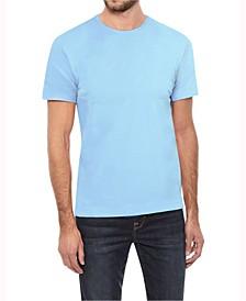 Men's Soft Stretch Crew Neck T-Shirt