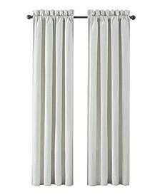 """Forli 50"""" L x 84"""" W Curtain Panels, Set of 2"""