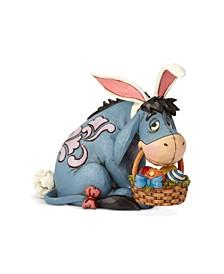 Eeyore As Easter Bunny Figurine