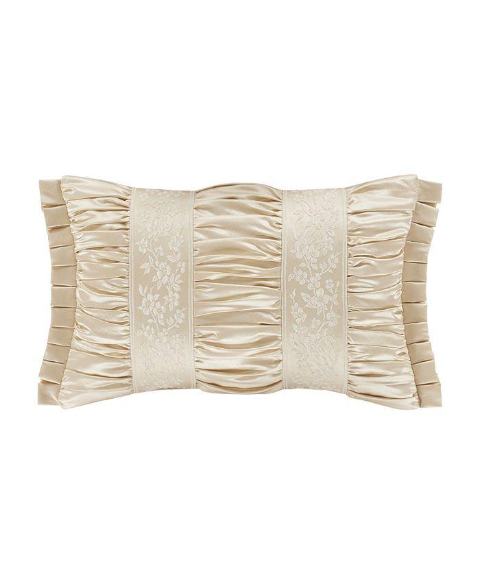 J Queen New York - Jqueen Blossom Boudoir Decorative Throw Pillow
