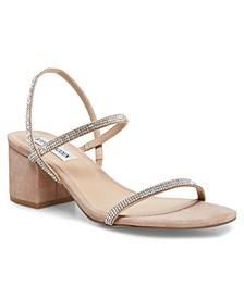 Women's Inessa-R Block-Heel Dress Sandals